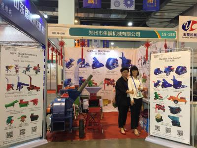 Recently, wei said ehud Shapiro machinery is in the fifth South Asia exposition, welcome the domestic and foreign guests to visit