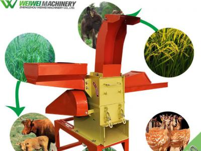 Weiwei cheap price gasoline hammer mill