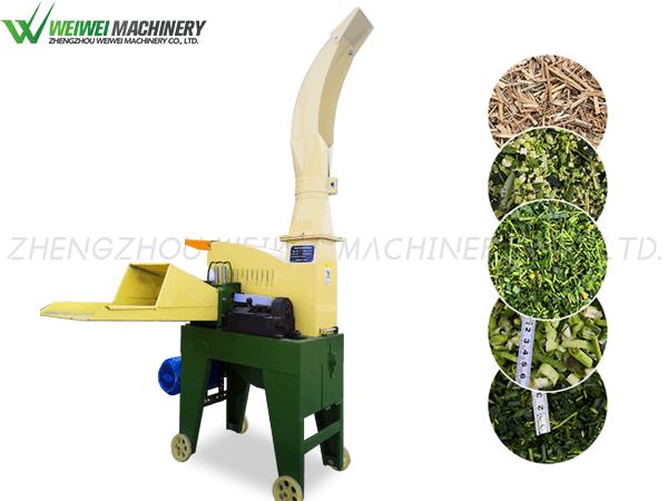 9ZP-1.5 Grass Chopper Straw Cutter Capacity 1.5-4t/h