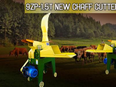 9ZP-1.5/1.8T chaff cutter grass chopper