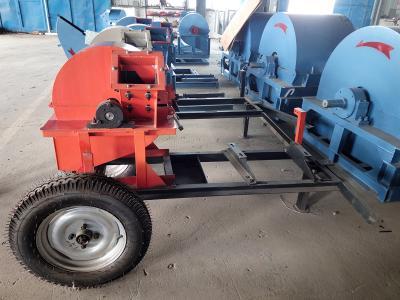 Australian customer modified wood shredder hammer mill